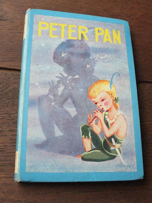 1955 Peter Pan J.M Barrie,Conte, éditions Vedette