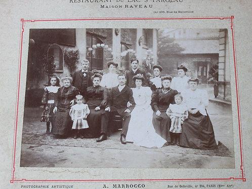 Photographie Mariage photo Restaurant Lac St-Fargeau Maison Raveau