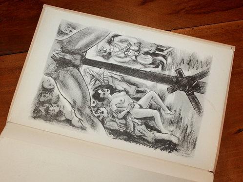 Guillaume Apollinaire. Les Onze Mille Verges (1942). 10 illustrations érotiques
