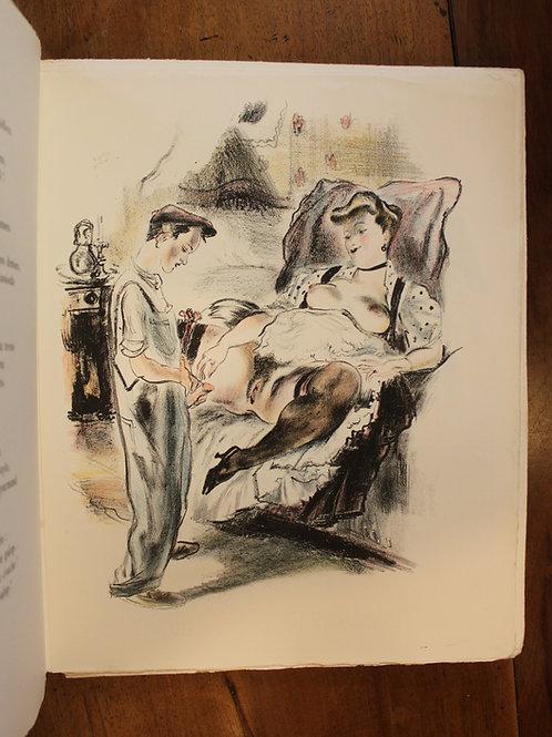 Paul Verlaine. Berthommé Saint André. Œuvres libres. Les Amies. Femmes. (1942).