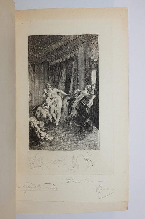 Correspondance de Madame Gourdan dite la Petite Comtesse (1883) par O. Uzanne