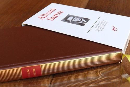 1991 Bibliothèque Pléiade Album Jean-Paul Sartre iconographie Gallimard