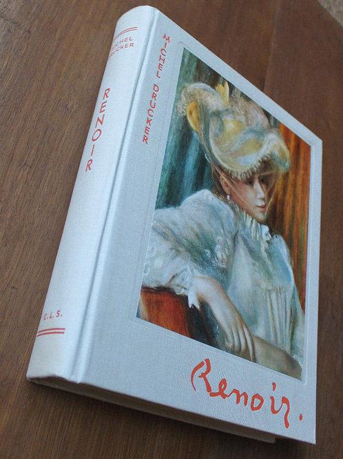 1955 Renoir Durcker N° club du livre Peinture peintre belle époque biographie