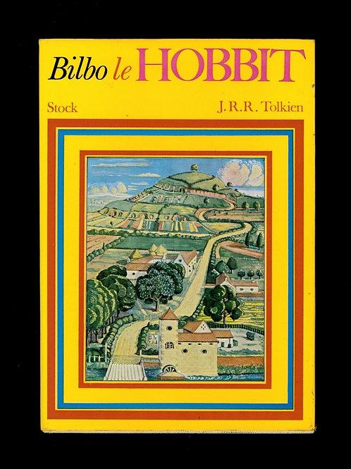 1969 Tolkien Bilbo le Hobbit Première édition française Très bon état jaquette