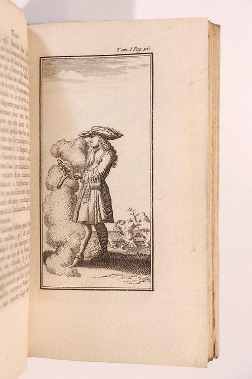Abbé de Vallemont. La Physique Occulte ou Traité de la Baguette Divinatoire