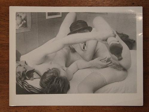 Photographie érotique vers 1940. Dans le goût de Biederer. 69 ...