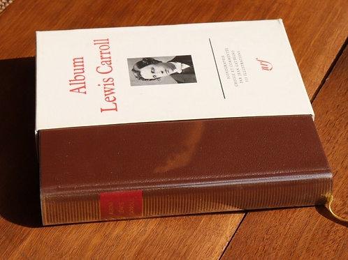 1990 Bibliothèque Pléiade Album Lewis Carroll iconographie Gallimard
