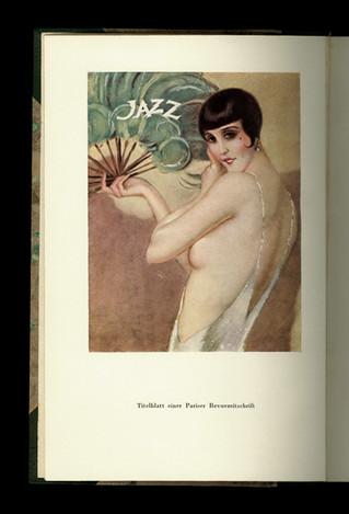 Die Pariserin (La Parisienne) par Octave Uzanne (Dresde, vers 1928-1929). Une traduction en allemand