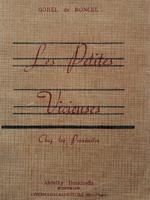 Les Petites Vicieuses chez les Proxénètes (1955). Roman pornographique