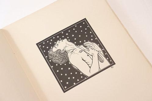 Olive Schreiner. Carlos Schwabe (Carloz Schwab). Rêves (Dreams). 1912. Symbolism