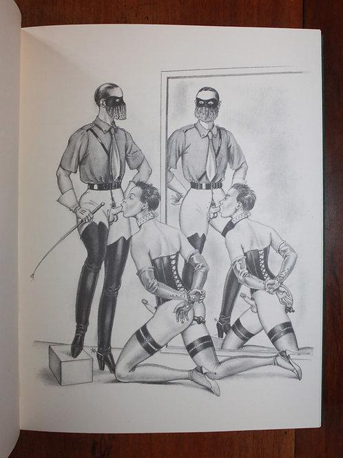 Dressage. LesJardins des Délices et Supplices par Montorgeuil (1970). BDSM
