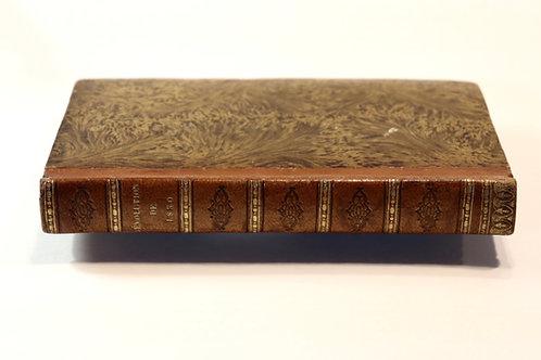 Etienne Cabet. Révolution de 1830 et situation présente (1832) Edition originale