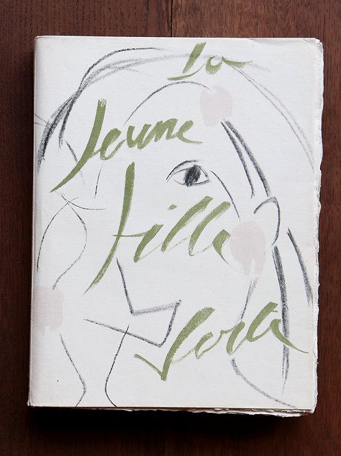 Paul Jean Toulet. Roger Chastel. La Jeune Fille Verte (1946). 1/30 ex. + suites