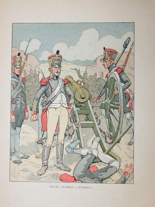 La Panacée du Capitaine Hauteroche par O. Uzanne (1899). 1/50 Japon