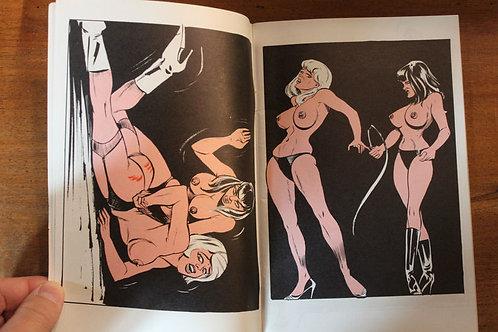 Spankings (Fessées). Assez rare revue US vintage (vers 1975). Californie