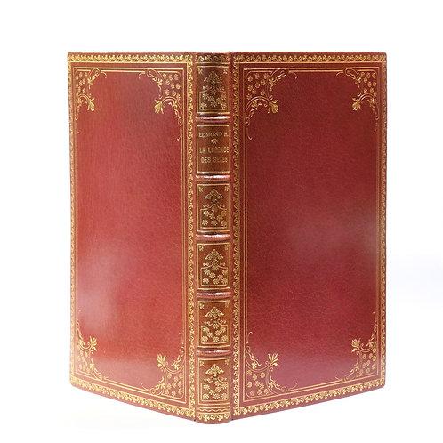 Edmond Haraucourt. La Légende des Sexes (1882). Edition originale. 1/12 Japon