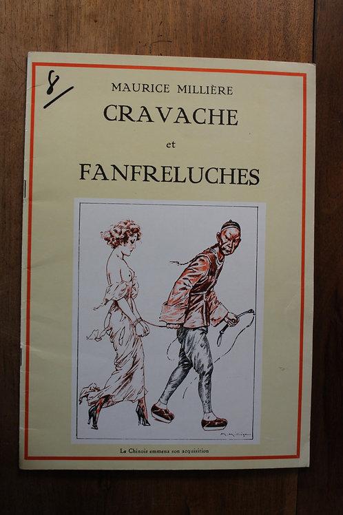 Maurice Millière. Cravache et Fanfreluches. BDSM. Editions Déesse, 1978.
