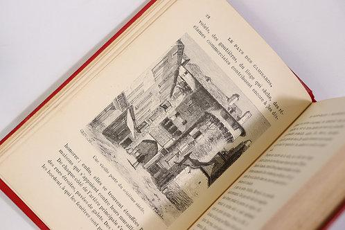 Jacques Porcher. Les Étapes d'un Touriste en France. Le Pays des Camisards. 1895