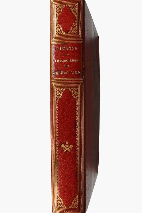 Le Paroissien du Célibataire par Octave Uzanne (1890). Exemplaire sur Japon