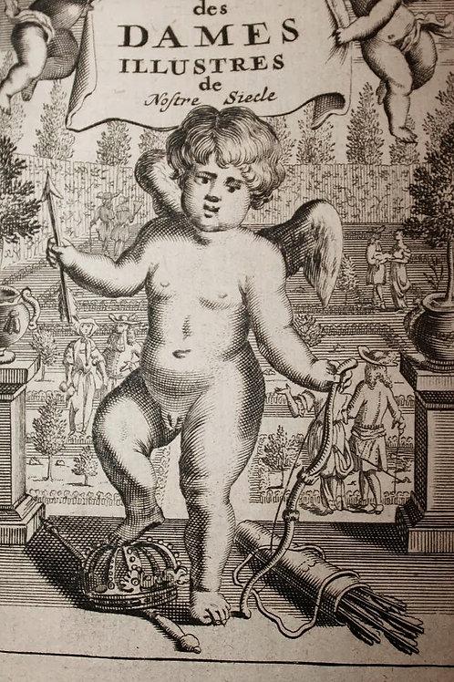 Les Amours des Dames illustres par Bussy-Rabutin (1708)