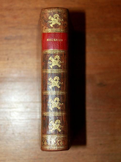 Les Dialogues Saphiques de Chorier. Edition Cazin (1781). Bel exemplaire