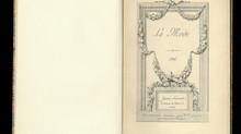Lettre ouverte d'Octave Uzanne pour un catalogue de chapeaux de luxe de la maison parisienne Jea