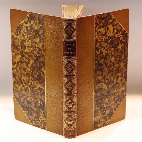 Rétif de la Bretonne. La Vie de mon père (1779). Edition originale. Bel ex.