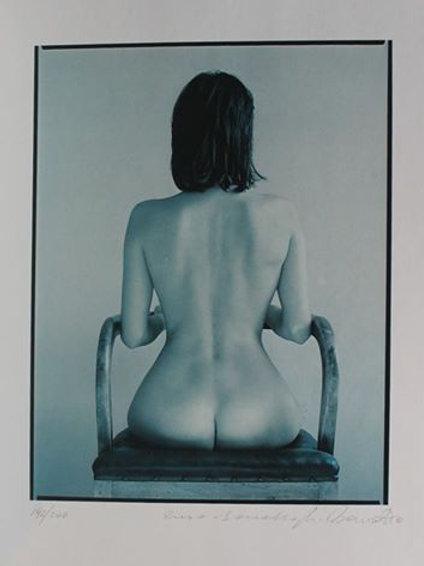 4 Photographies de nus fémins par Raffaello Basotto (1985). Signées. 1/200 ex
