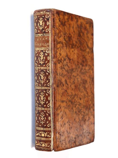 Gabriel-François Coyer. Plan d'éducation publique (1770). Edition originale