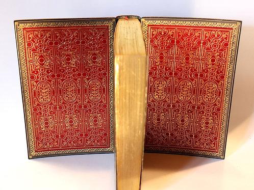 Voltaire. La Pucelle en 21 chants (1775). Figures libres. Reliure de Muller.