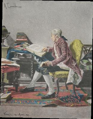 Paul Lacroix dit le Bibliophile Jacob et les livres (suite et fin).