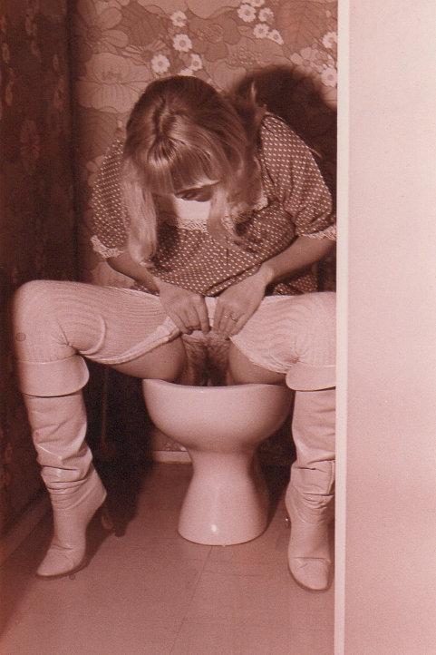 Photographie amateur X. De la collection d'un amateur voyeur.