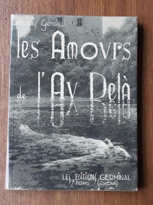 1936 Les amours de l'au delà Germinal roman érotique illustré Fouqué EO