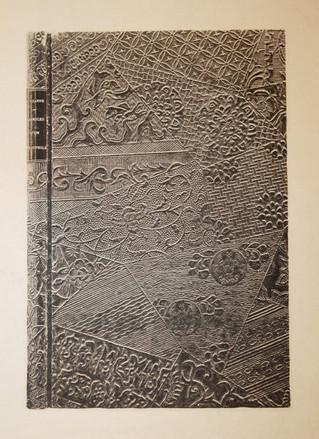 Les reliures en papier-cuir japonais : Amand pour exemple (vers 1880-1887), Octave Uzanne pour promo