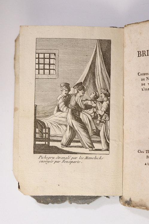 [Napoléon Bonaparte] Le Brigand Corse ou Crimes, etc. Très rare