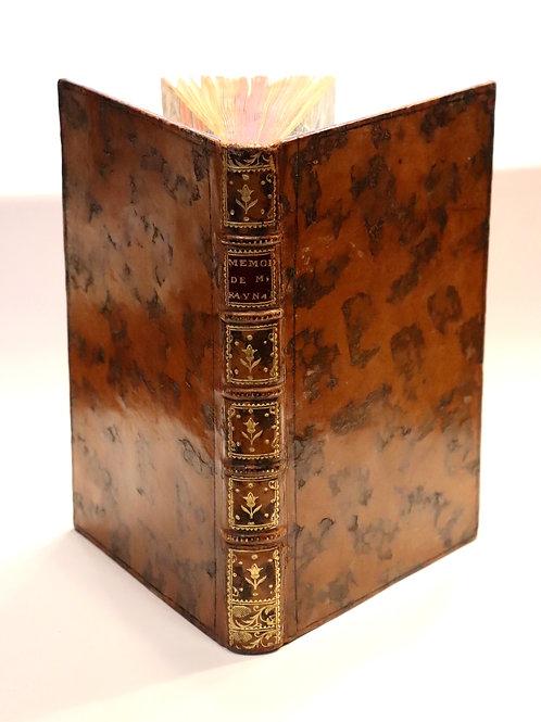Guillaume-Thomas Raynal. Réponse à la censure de la faculté de théologie (1782)