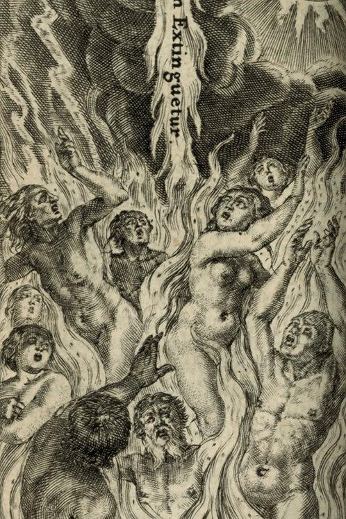 Jérémias Drexel. Infernus Damnatorum Carcer et Rogus (1633). Enfer et Démons
