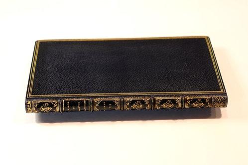 La Farce de Maistre Pathelin (édition Coustelier, 1723). Maroquin Chambolle-Duru