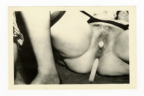 Photographie argentique originale X amateur (vers 1950-1960). 14 x 9 cm. Ref Y14