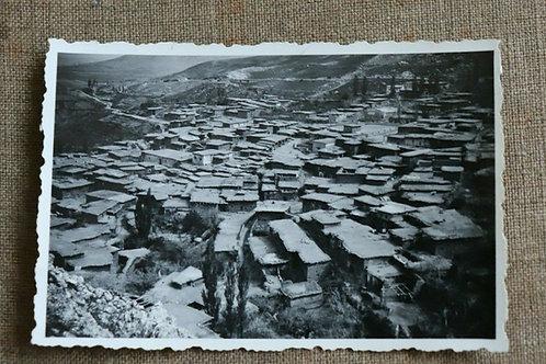 Photo ancienne vers 1930 Maroc Afrique Aïn-Leuh