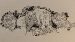 Un artiste par l'image : Emil Causé (1867-?), un méconnu de l'Art Nouveau français.