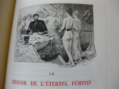 Le Paroissien du Célibataire d'Octave Uzanne (1890). Reliure moderne