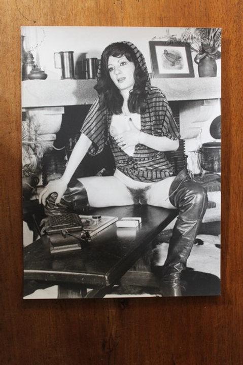 Photographie érotique par Hubert Toyot (vers 1970-1975). Charme ...