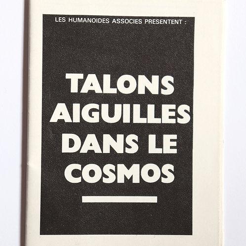 Eneg. Talons aiguilles dans les cosmos (1981). BDSM
