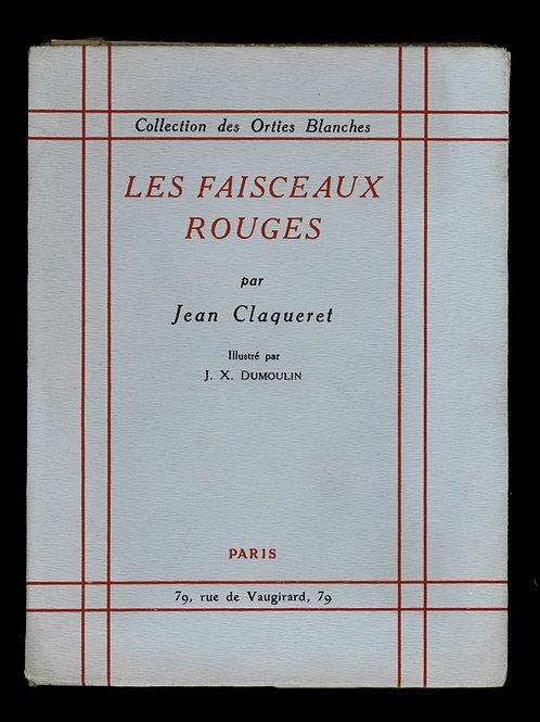 Jean Claqueret. Les Faisceaux Rouges (1935). Fessée Orties Blanches. Courbouleix