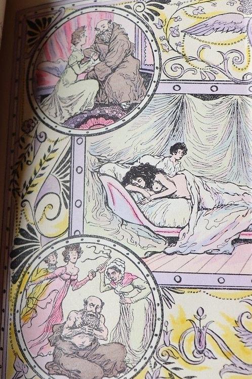 Pauliska galanterie curiosa léger Ollendorff 1900 illustrations Radiguet