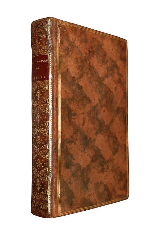 Cailhava. Le Pucelage nageur (1766). Conte érotique. Rarissime