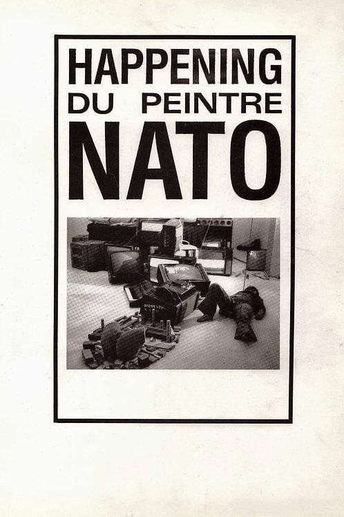 Happening du Peintre Nato (1970). Photographies BDSM. Strange ...