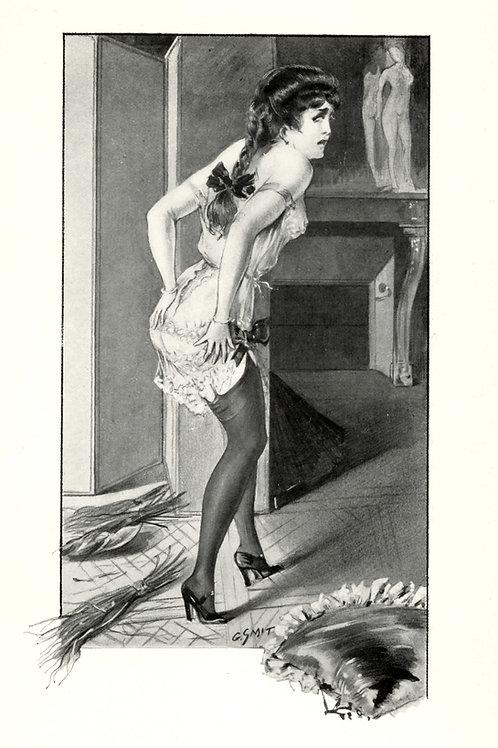 Pierre Mac-Orlan. Petite Dactylo. 1933. Illustrations de G. Smit. Bel ex.