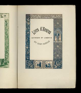 """""""Ces ineptes parodies de livres saints ne sauraient être du goût que de commis voyageurs de der"""
